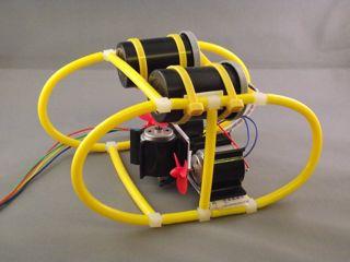 Micro ROV